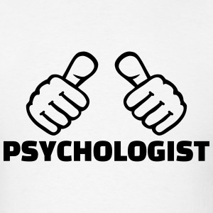 Psychologist T-Shirts - Men's T-Shirt