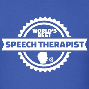 Speech therapist T-Shirts - Men's T-Shirt