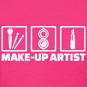 Make-up Artist T-Shirts - Women's T-Shirt