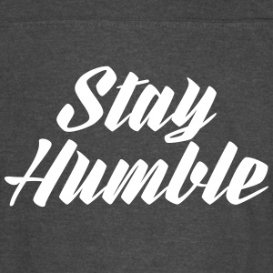 SLEEK Stay Humble Tee - Vintage Sport T-Shirt