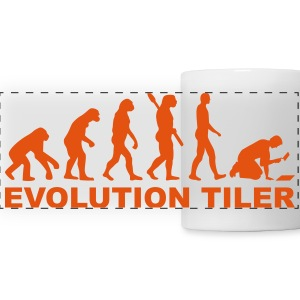 Tiler Mugs & Drinkware - Panoramic Mug