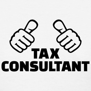 Tax consultant T-Shirts - Women's T-Shirt