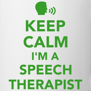 Speech therapist Mugs & Drinkware - Coffee/Tea Mug