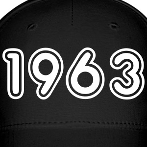 1963, Numbers, Year, Year Of Birth Sportswear - Baseball Cap