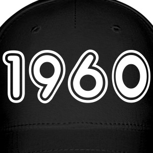 1960, Numbers, Year, Year Of Birth Sportswear - Baseball Cap