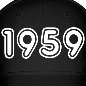 1959, Numbers, Year, Year Of Birth Sportswear - Baseball Cap