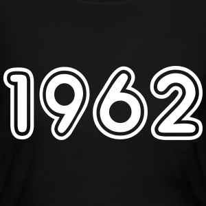 1962, Numbers, Year, Year Of Birth Long Sleeve Shirts - Women's Long Sleeve Jersey T-Shirt