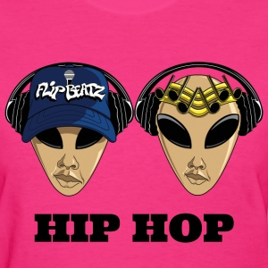 I FLIP BEATZ HIP HOP WOMEN - Women's T-Shirt