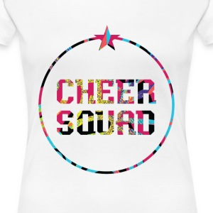 cheer squad - Women's Premium T-Shirt