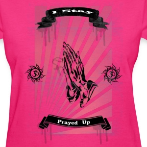 Prayed Up Tee - Women's T-Shirt
