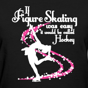 Figure Skating Shirt - Women's T-Shirt
