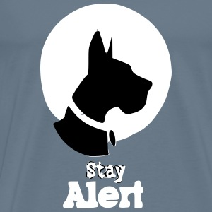 stayalert T-Shirts - Men's Premium T-Shirt