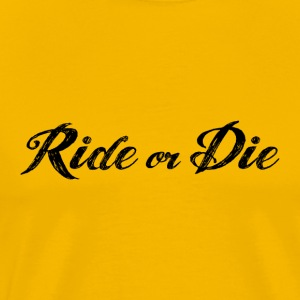 JDM Ride or Die | T-shirts JDM T-Shirts - Men's Premium T-Shirt