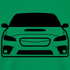 JDM Car eyes STI 5 | T-shirts JDM T-Shirts - Men's Premium T-Shirt