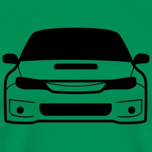 JDM Car eyes STI 4 | T-shirts JDM T-Shirts - Men's Premium T-Shirt