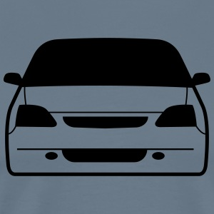 JDM Car eyes EP3 | T-shirts JDM T-Shirts - Men's Premium T-Shirt