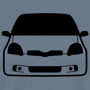 JDM Car eyes TS | T-shirts JDM T-Shirts - Men's Premium T-Shirt