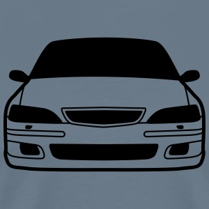 JDM Car eyes Accord | T-shirts JDM T-Shirts - Men's Premium T-Shirt