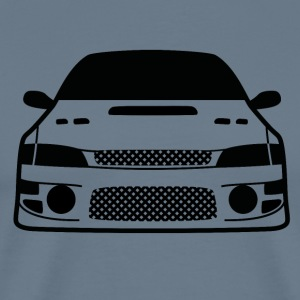 JDM Car eyes GC8 | T-shirts JDM T-Shirts - Men's Premium T-Shirt