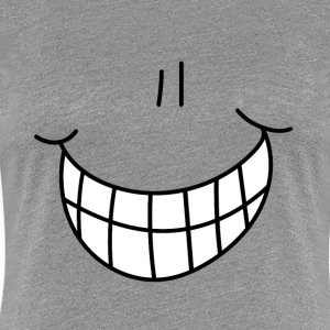 Cheesy Grin T-Shirts - Women's Premium T-Shirt