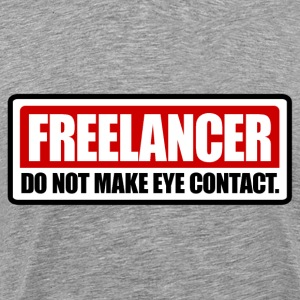 Freelancer - Men's Premium T-Shirt