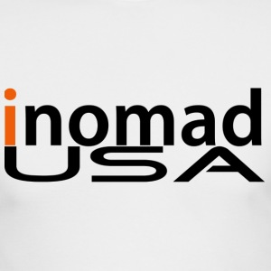 inomad USA - Men's Long Sleeve T-Shirt by Next Level