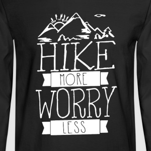 Hiking Shirts - Men's Long Sleeve T-Shirt