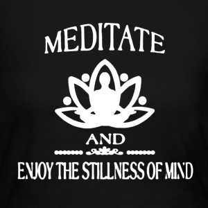 Meditate Shirt - Women's Long Sleeve Jersey T-Shirt