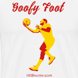 Goofy Foot  - Men's Premium T-Shirt