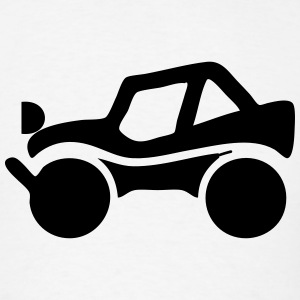 Beach Bugger Car Vehicle T-Shirts - Men's T-Shirt