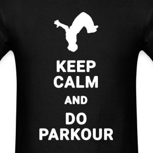 Parkour T-Shirt - Men's T-Shirt
