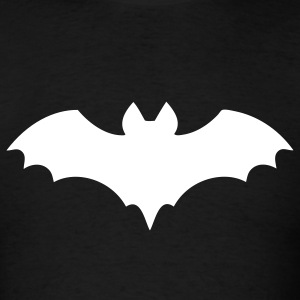 Bat Silhouette T-Shirts - Men's T-Shirt