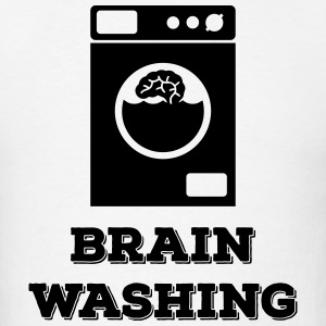 Brain Washing (Machine Washer) T-Shirts - Men's T-Shirt