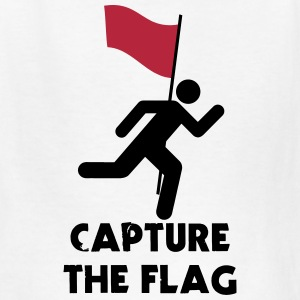 CTF - Capture the Flag  Kids' Shirts - Kids' T-Shirt