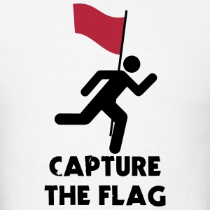 CTF - Capture the Flag  T-Shirts - Men's T-Shirt