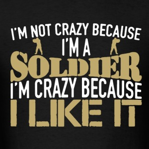 Soldier Shirt - Men's T-Shirt