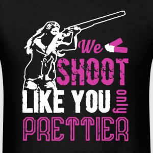 Sports Shooter Shirt - Men's T-Shirt