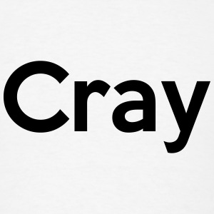 Cray T-Shirts - Men's T-Shirt