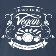 Design ~ Proud tobe Vegan