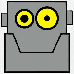 Cartoon Robot Head Tinman Kids' Shirts - Kids' T-Shirt