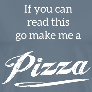 Design Pizza  T-shirts  T-Shirts - Men's Premium T-Shirt