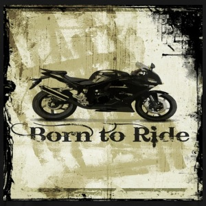 Born To Ride - Men's Premium T-Shirt