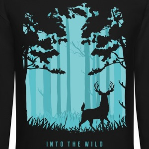 Into the Wild - Crewneck Sweatshirt