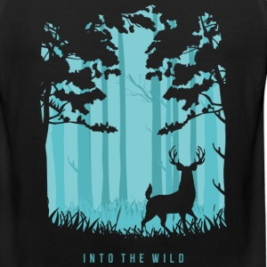 INTO THE WILD Sportswear - Men's Premium Tank