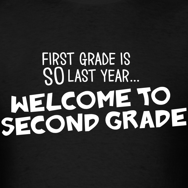 Image result for welcome to second grade