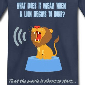 The Roaring Lion Riddle Baby & Toddler Shirts - Toddler Premium T-Shirt