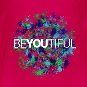 CUSTOM BEYOUTIFUL T by ELLI - Kids' Premium T-Shirt