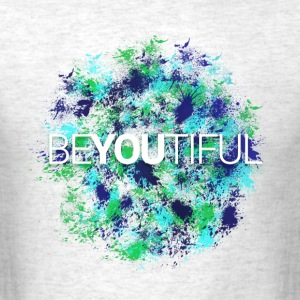 CUSTOM BEYOUTIFUL T by ELLI - Men's T-Shirt