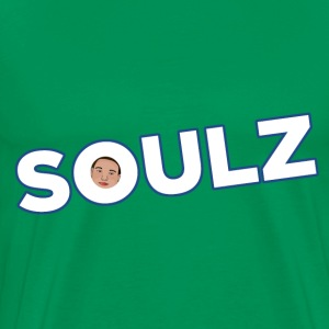 Soulz! - Green - Men's Premium T-Shirt