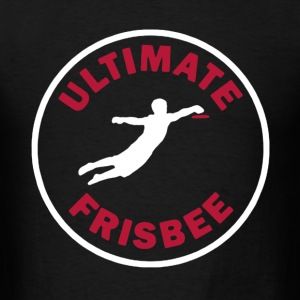 Ultimate Frisbee Shirt - Men's T-Shirt